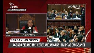 Video Hakim MK Tegur Tim Jokowi Soal Jubir di Persidangan MP3, 3GP, MP4, WEBM, AVI, FLV Juni 2019