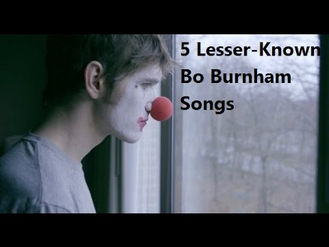 5 Lesser Known Bo Burnham Songs [EDITED]
