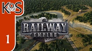 Video Railway Empire Ep 01: Campaign Ch 1 GREAT PLAINS - Let's Play, Gameplay MP3, 3GP, MP4, WEBM, AVI, FLV Januari 2018