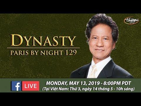 Livestream với Nam Danh Ca Chế Linh - May 13, 2019 - Thời lượng: 1 giờ.