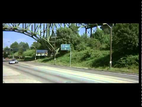 Hot car chase in McQ with John wayne Seattle