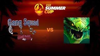 Gang Squad против LOTV, Вторая карта, BTS Summer Cup