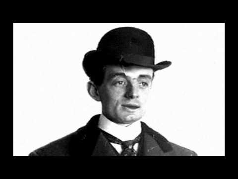 """A. S. J. Tessimond """"The man in the bowler hat"""" Poem animation"""