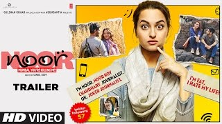 Video Noor Official Trailer | Sonakshi Sinha | Sunhil Sippy | Releasing on 21 April 2017 | T-Series MP3, 3GP, MP4, WEBM, AVI, FLV Desember 2017