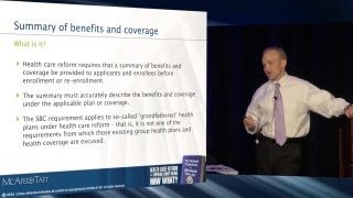Health Care Reform Seminar - Session 3 - August 2012