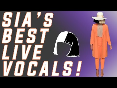 Video Sia's Best Live Vocals - NEW download in MP3, 3GP, MP4, WEBM, AVI, FLV January 2017