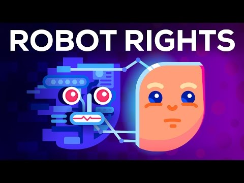 Do Robots Deserve Rights What if Machines Become