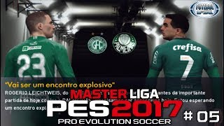 PES 2017 ML - CONFRONTO DE ALVIVERDE NA COPA DO BRASIL #5 JOGO É O PES 2017 NO PC E USO PATCH DA ...