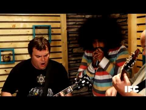 Reggie Makes Music - Tenacious D - Kickapoo