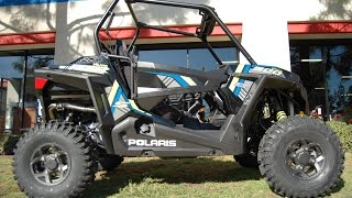 4. 2015 Polaris RZR S 900 EPS Black Pearl