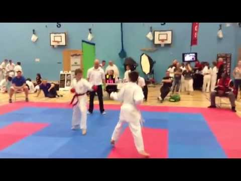 Amazing Karate Kick You Have To See