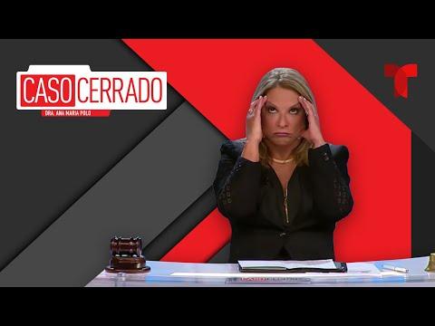 Retando a mis hijos   Caso Cerrado   Telemundo - Thời lượng: 16:38.