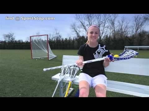 Brine Mantra 2 Womens Lacrosse Head & Stick - Brand Video_Lacrosse legjobb vide�k. Sport of USA