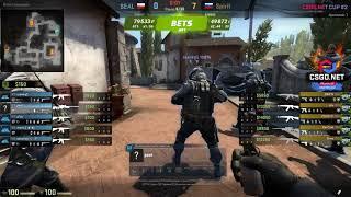 Spirit vs SEAL, inferno, CSGO.net Cup 2