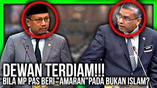 Video DEWAN TERDIAM! BILA MP PAS BERI 'AMARAN' PADA BUKAN ISLAM? MP3, 3GP, MP4, WEBM, AVI, FLV April 2019