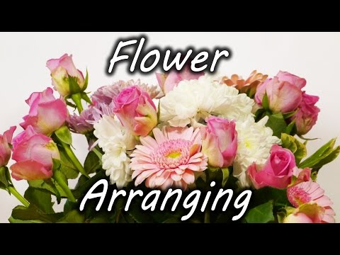 Flower Arranging Trick