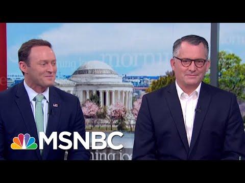 A Bipartisan Duo Mulls Run For Office In Florida | Morning Joe | MSNBC (видео)
