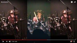 JUNNA: Drum Solo Part