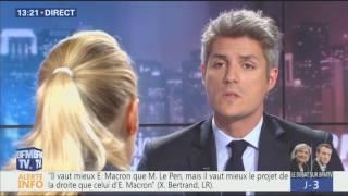 Video BFM POLITIQUE du 30 avril 2017, Marion Maréchal LE PEN MP3, 3GP, MP4, WEBM, AVI, FLV Juni 2017