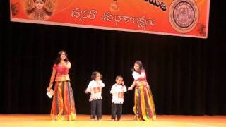 Fashion Show - TAM Dasara celebrations 2010