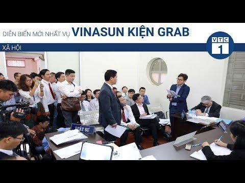Diễn biến mới nhất vụ Vinasun kiện Grab | VTC1 - Thời lượng: 107 giây.