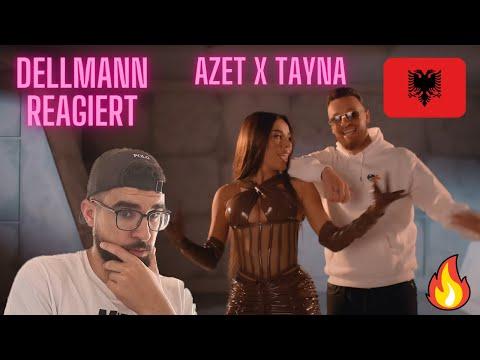 Das Perfekte Paar AZET x TAYNA - TI HARRO (prod. by Lucry & Suena) (Reaction)