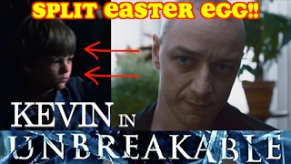 SPLIT Easter Egg - Kevin in Unbreakable!!