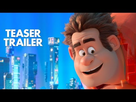 Disney s Ralph Breaks the Internet Trailer