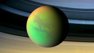Cassini's Infrared Saturn