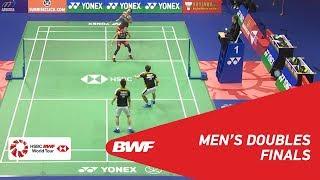 Video F | MD | GIDEON/SUKAMULJO (INA) [1] vs KAMURA/SONODA (JPN) [4] | BWF 2018 MP3, 3GP, MP4, WEBM, AVI, FLV Februari 2019