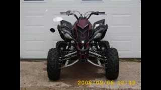 7. 2009 Yamaha Raptor 700R SE - Photos&Video - Brand New