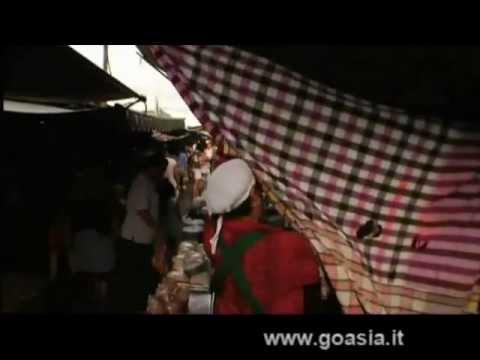 Maeklong: il mercato attraversato dal treno! (Thailandia)  |Go Asia