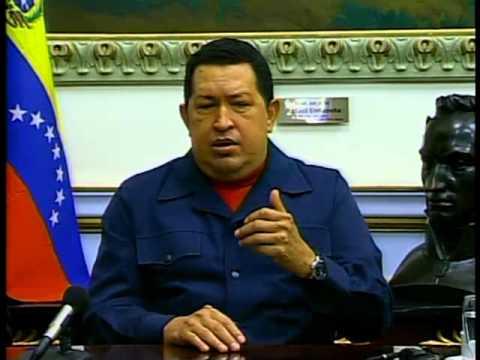 Las últimas consignas que Chávez dio a Venezuela antes de morir