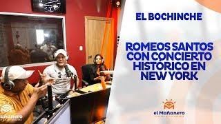 El Bochinche – Romeo realizará concierto histórico y Mozart queda como el malo