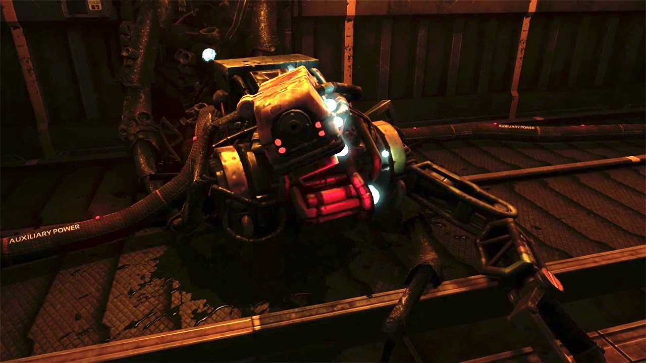 SOMA Extended Gameplay Trailer (PS4) #VideoJuegos #Consolas