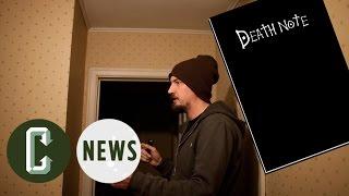 Death Note Movie Starts Filming by Collider