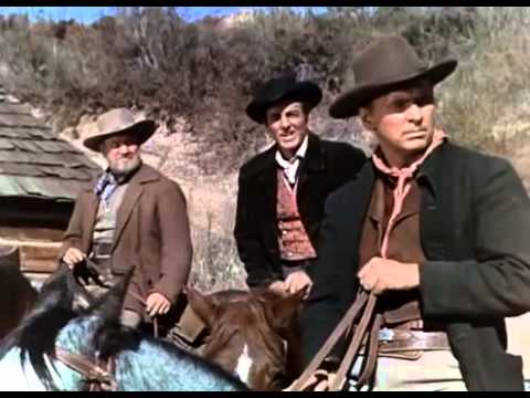 Five Guns West 1955 Dorothy Malone, Mike Connors Full Length Western Movie