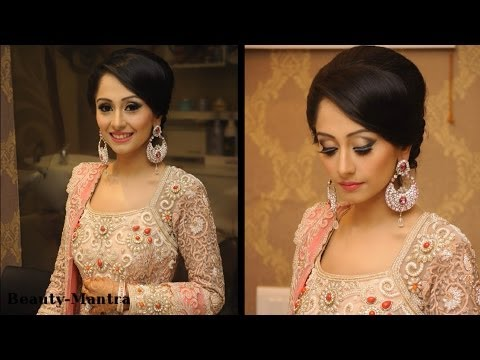 Wedding Makeup Ideas – Simple Classy Reception Look