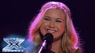 """Rion Paige Sings """"Your Song"""" - THE X FACTOR USA 2013"""
