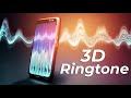 3d Ringtone | 3D Ringtone For Your Smart Phone | 3d Message Ringtone | 3D Alarm Tone by itech