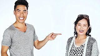 Download Youtube: Asian Moms And Their Kids Imitate Each Other