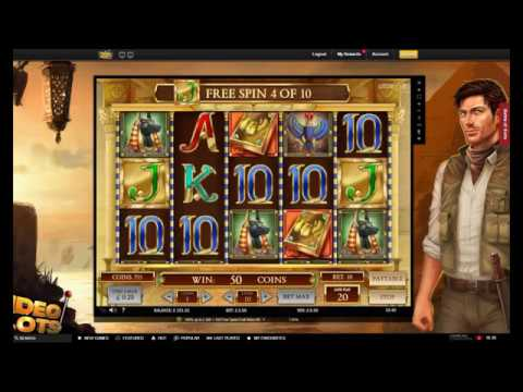 Sunday Slots with The Bandit - Bust The Bank, Montezuma and more - Part 1
