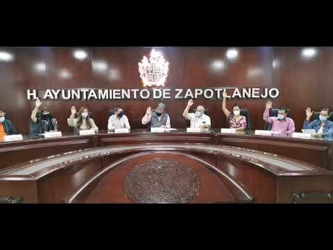 Sesión de ayuntamiento No. 71 30 de agosto de 2021