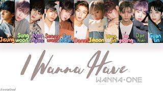 Video Wanna One (워너원) - 갖고 싶어 (I Wanna Have) [HAN|ROM|ENG Color Coded Lyrics] MP3, 3GP, MP4, WEBM, AVI, FLV Maret 2018