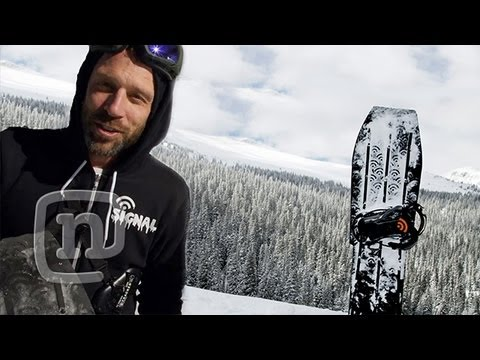 Snowboard - Snowboards have traditionally been made of wood, resin, laminates, and P-Tex—until now! The Signal Snowboard's factory crew, led by Founder Dave Lee give the...