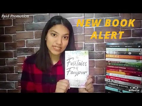 New Book Alert   Folktales of Faujpur   Author Gaurav Bajpai