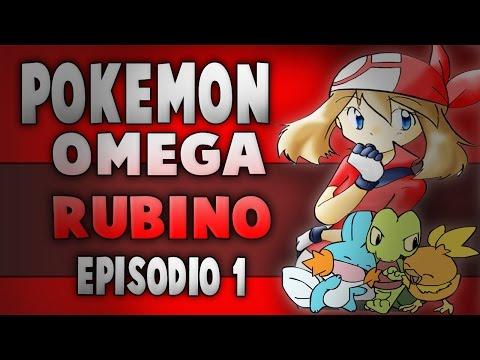 Guida Pokémon Rubino Omega Parte 1 - Albanova e un nuovo Amico -ITA HD