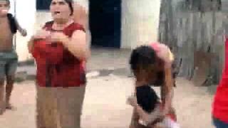 Briga de Garotas de Trairi nova vesão