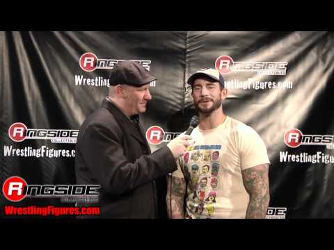 0 CM Punk, Daniel Bryan & Zack Ryder Interviewed At Ringside Fest 2011