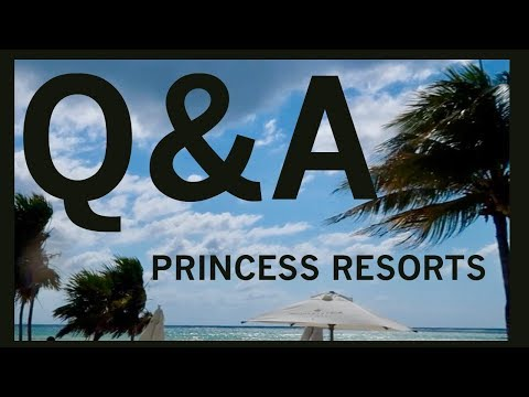 COMPLETE Q&A: Grand Riviera Princess Vacation Questions Answered!